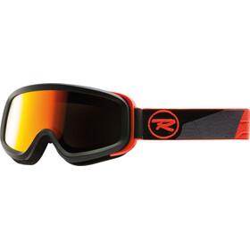 Rossignol Ace HP Mirror Cyl goggles oranje/zwart